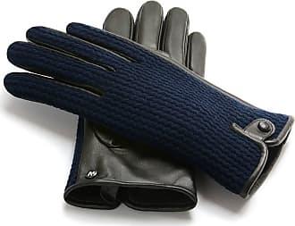 Napo Gloves napoWOOL (black/dark blue)