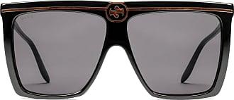 Gucci Square acetate sunglasses