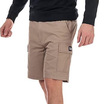 Weekend Offender Mens High Desert Shorts in Stone Size 2XL