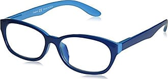 Peepers Womens Good Morning, Charlie 2366300 Oval Reading Glasses, Blue, 3