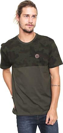 Reef Camiseta Reef Camo Clipping Verde