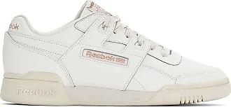 870c7f6c50f Reebok Baskets cuir Workout Lo Plus - REEBOK - Blanc