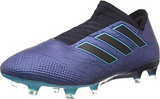 timeless design 58c27 bbeec adidas Nemeziz 17+ 360agility FG, Chaussures de Football Homme, Bleu  DunkelblauSchwarz