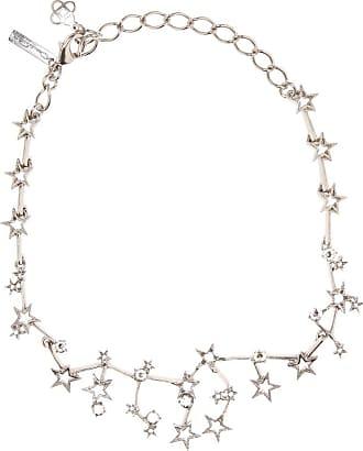 Oscar De La Renta Crystal-embellished necklace