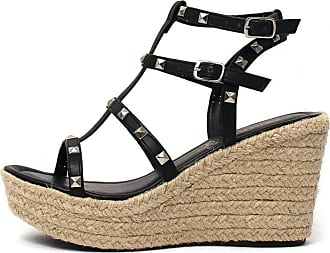 Damannu Shoes Sandália Charlotte - Cor: Preto - Tamanho: 39