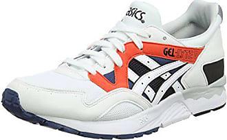 b6e34c8274394d Asics Gel-Lyte V, Baskets Homme, Blanc White 0101, 46 EU