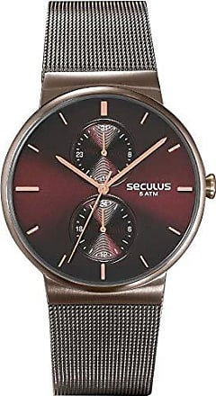 Seculus Relógio Masculino Seculus Analógico 13035GPSVUA1 - Grafite