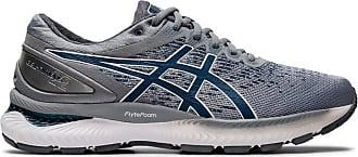 Asics Gel-Nimbus 22 Knit Schuhe Herren grau 41 1/2
