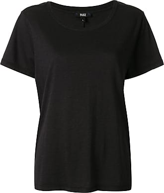 Paige Camiseta modelagem ampla - Preto