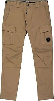 C.P. Company C.P. Firma Kleidungsstück gefärbt Satin Linse Tasche Cargo Hose Bleigrau - Lead Grey | 52