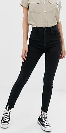 Pimkie high rise skinny jean in black