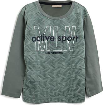 Milon Camiseta Milon Infantil Lettering Verde
