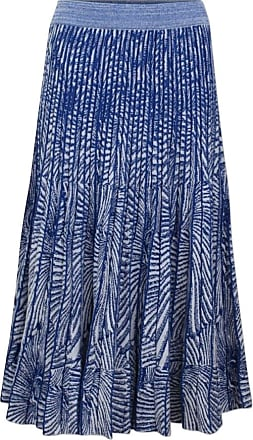 Blue Shantel Skjørt  Baum und Pferdgarten  Dongeriskjørt - Dameklær er billig