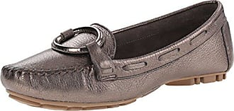 Bernardo Womens Matrix Moc, Pewter 6.5 M US