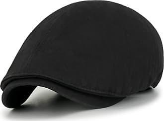Ililily New Men¡¯s Cotton Washing Flat Cap Cabbie Hat Gatsby Ivy Caps Irish Hunting Hats Newsboy with Stretch fit - 003-2