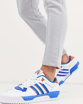 federación Admisión Álbum de graduación  Adidas Originals Sneaker Low in Blau: bis zu −43% | Stylight