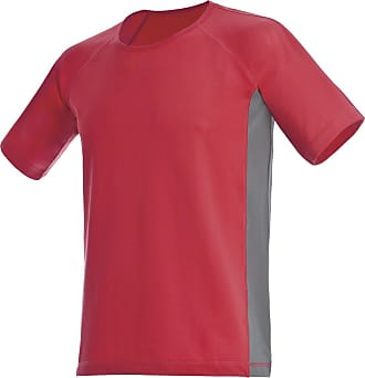 Hanes Cool-Dri Athletic Sports Performance Track T-Shirt (XL) (Red)