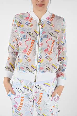 GCDS printed sheer sweatshirt size Xs