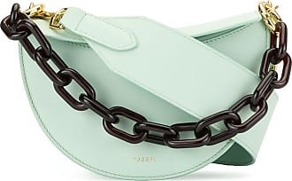 Yuzefi Doris half moon shoulder bag - Green
