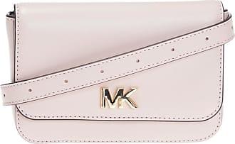 Michael Kors Mott Belt Bag With Logo Womens Pink