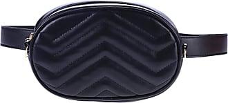 NA Waist Bag Women Waist fanny Packs belt bag luxury bags for women fashion corduroy waist ba,Green-Black