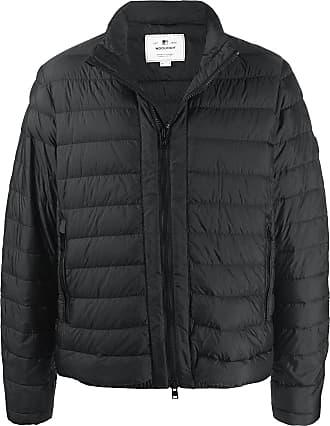 Woolrich Bearing padded jacket - BLACK