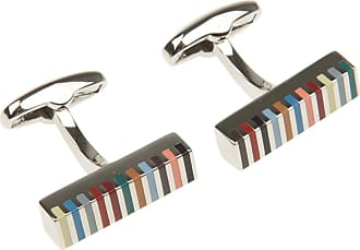 Paul Smith Cufflinks for Men On Sale in Outlet, Silver, Stainless Steel, 2017, One Size