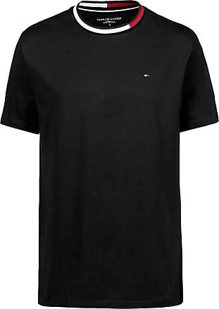 Tommy Hilfiger T-Shirt Herren in black, Größe S