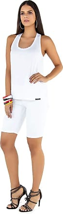 Latifundio Camiseta Regata Branco