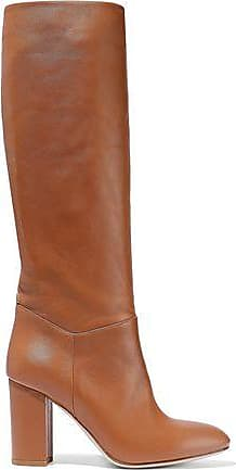 1f30d86e519 IRIS   INK Iris   Ink Woman Ruby Leather Knee Boots Camel Size 37