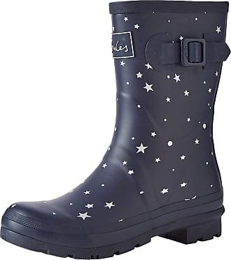 Joules Womens Molly Welly Wellington Boots, Blue (Navy Star Gazing Nvystrgaze), 3 UK (36 EU)