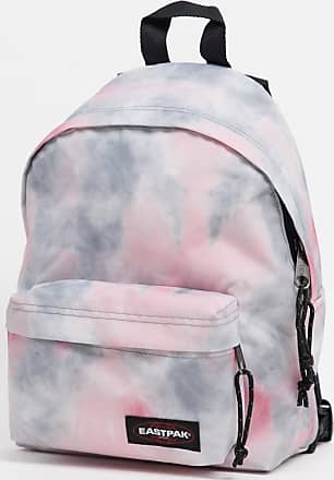 Eastpak Orbit - Backpack in Rosa mit Batikmuster-Mehrfarbig