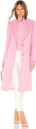 Joseph Magnus Coat in Pink