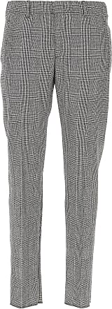 Incotex Pants for Men On Sale, Black, Wool, 2017, 30