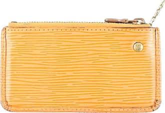 5cf67830fddf Louis Vuitton Mandarin Orange Epi Key Cles Change Pouch 10lr1113 Leather  Clutch