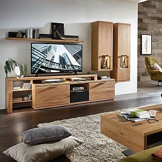 Naturoo home24 Support TV Macoun (avec éclairage)