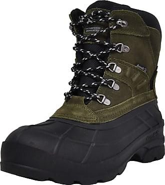 kamik Mens Fargo Outdoor Shoes Green Size: 10.5 UK