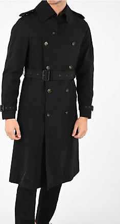 L'Impermeabile Double Breasted Trench VASCO with Belt size 50