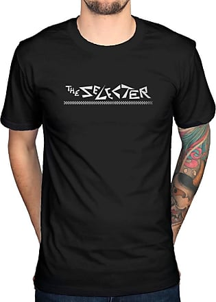 AWDIP Official The Selector Logo T-Shirt Black