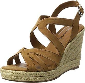 Sandales Compensées en Marron   201 Produits jusqu à −73%   Stylight 069014953e