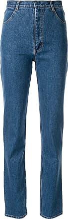 Ksenia Schnaider Calça jeans Mom - Azul