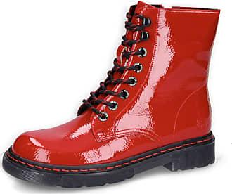 Dockers by Gerli Womens Hampton Fashion Boot, Hellrot, 6.5 UK