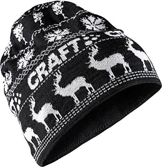Craft Retro Knit Hat Berretto Unisex | nero/grigio
