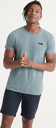 Superdry T-shirt ricamata Vintage Orange Label