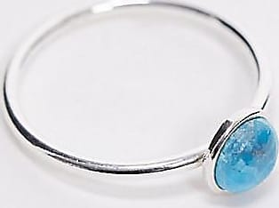 Kingsley Ryan sterling silver ring with turquoise stone