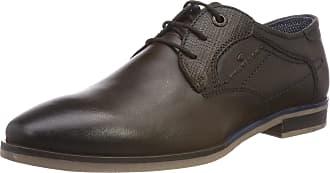 Tom Tailor Mens 4889103 Derbys, Brown Mocha, 7.5 UK