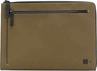 Troubadour Taschen Bolsa pra notebook com zíper - Verde