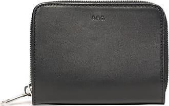 A.P.C. Emmanuel Compact Wallet - Black