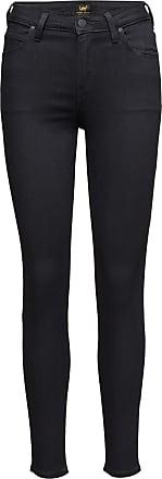 Lee Scarlett High Skinny Jeans Svart Lee Jeans