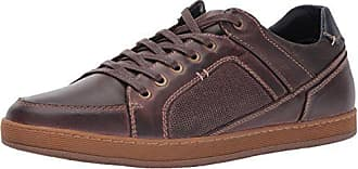 fcb69c31095 Steve Madden Mens Palis Fashion Sneaker Dark Brown 9 US US Size Conversion  M US